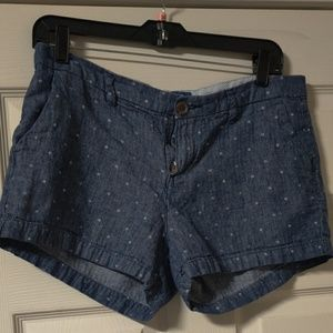 Old Navy everyday blue shorts